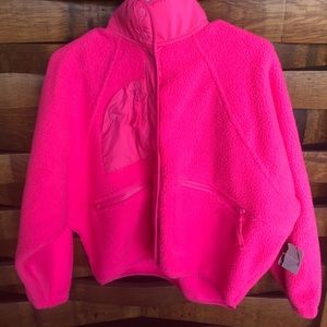 Free People Tropical Pink XS sweater
